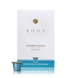Boot koffie Colombia Cups