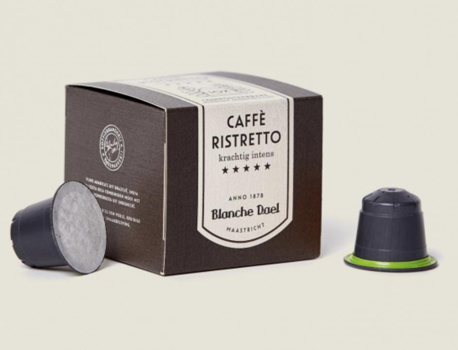 Caffé Ristretto - Krachtig Intens