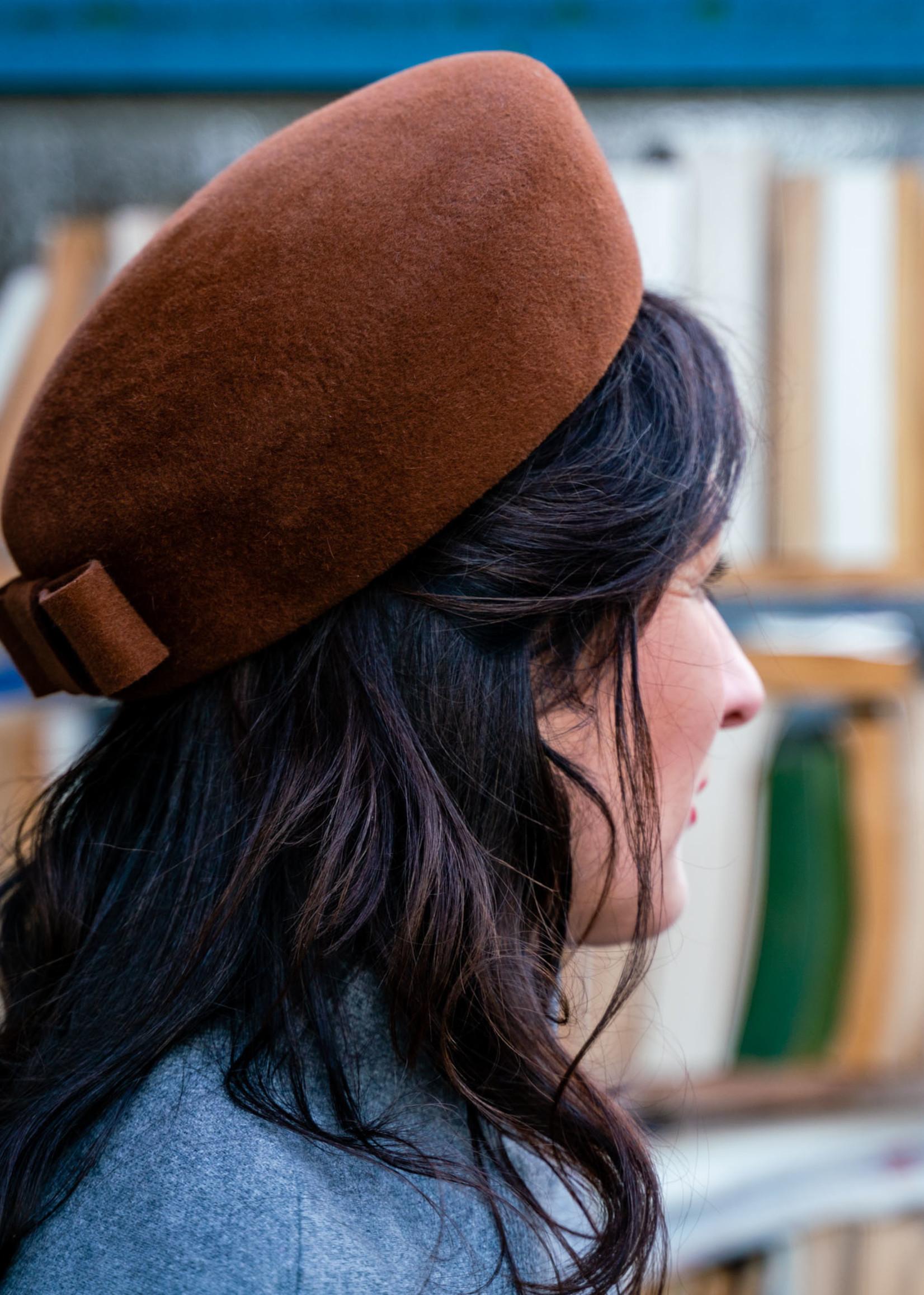 AVA Hattitude London - Vrouwelijk Warm bruin