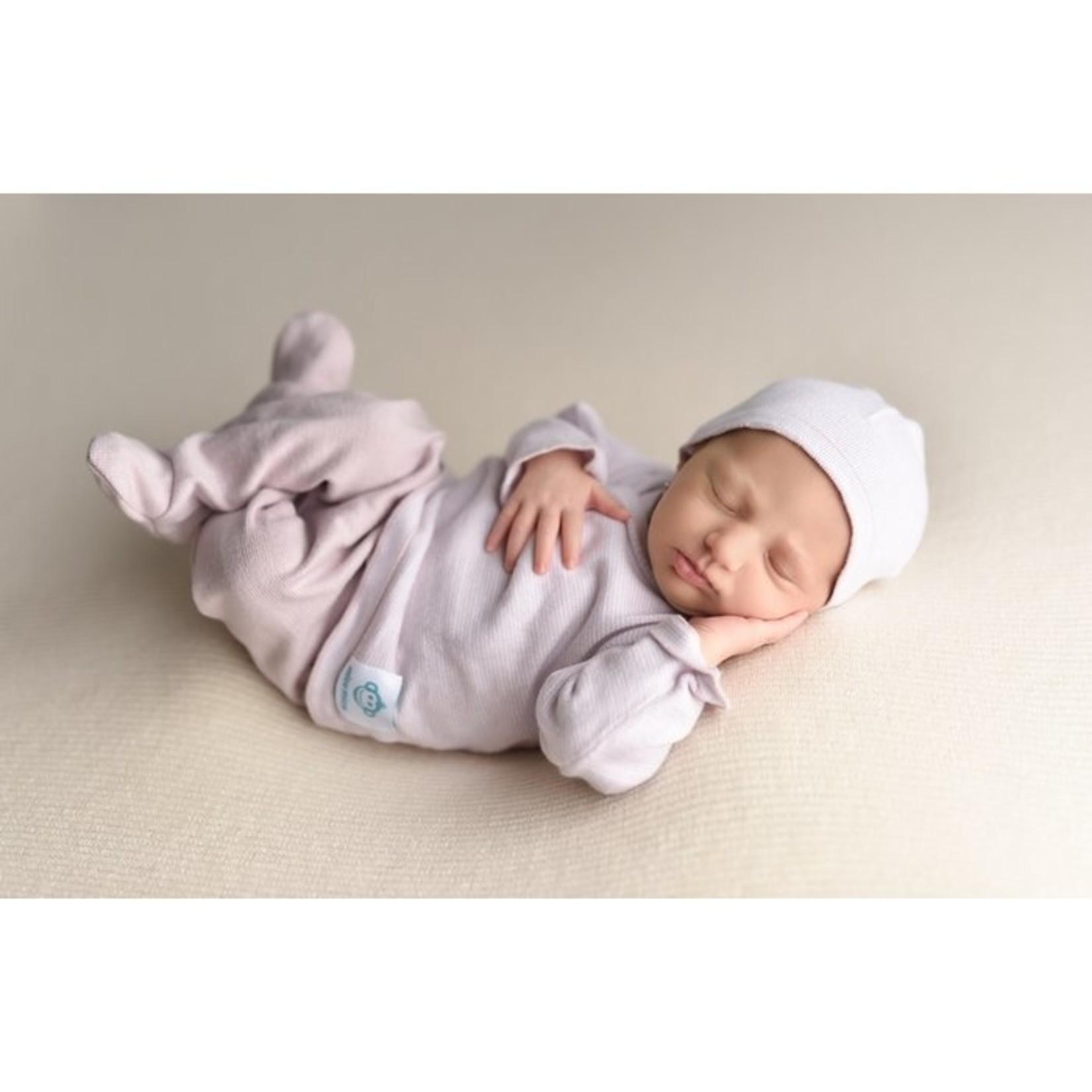 Micu Micu Micu Micu Multi stripes newborn pack Lila