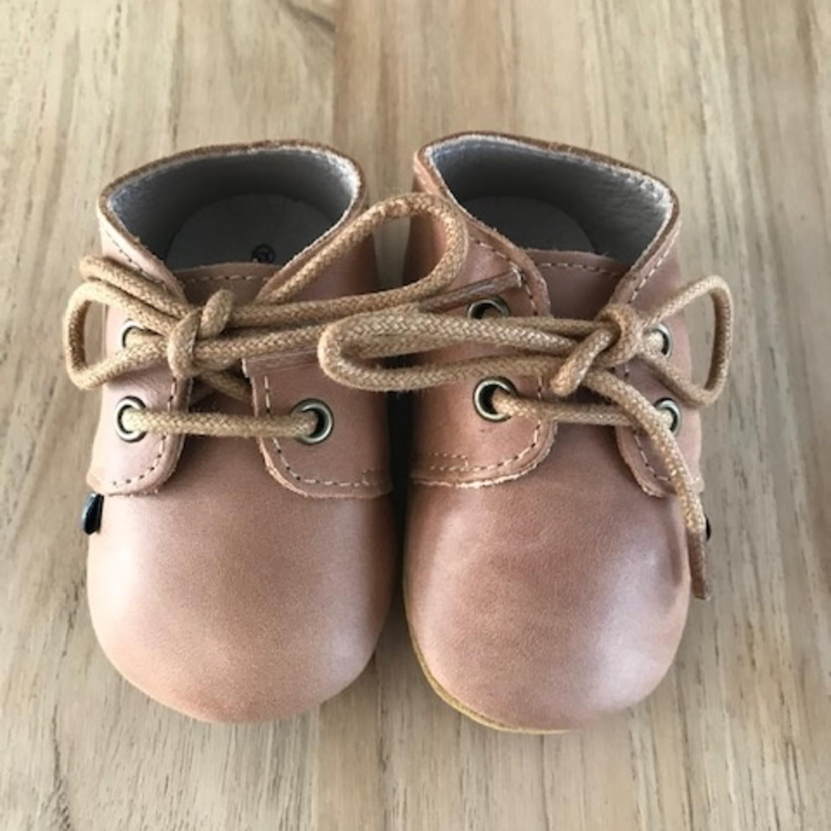 Kidooz Kidooz Milo boots wax Brown - Brown