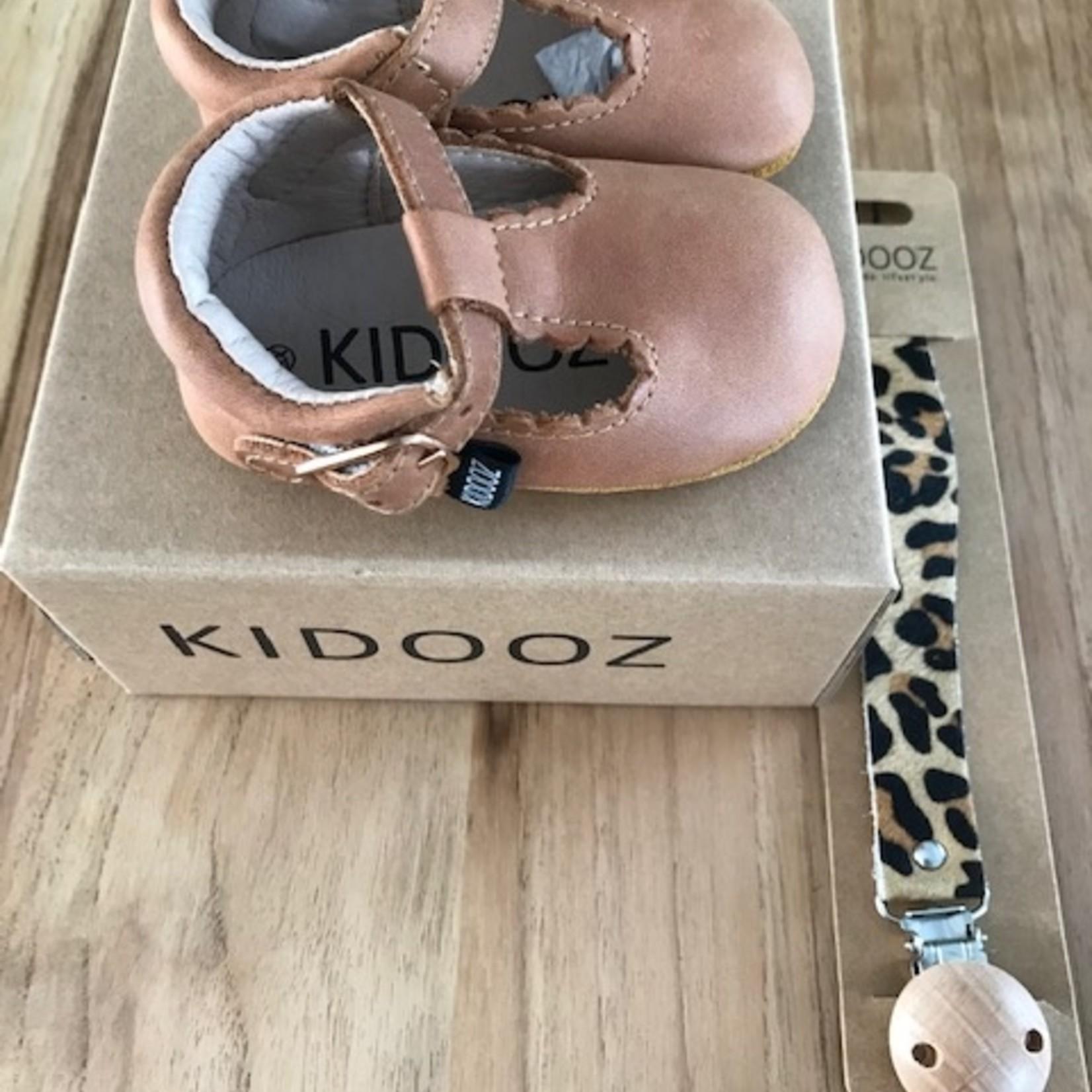 Kidooz Kidooz Ibiza sandals wax Brown