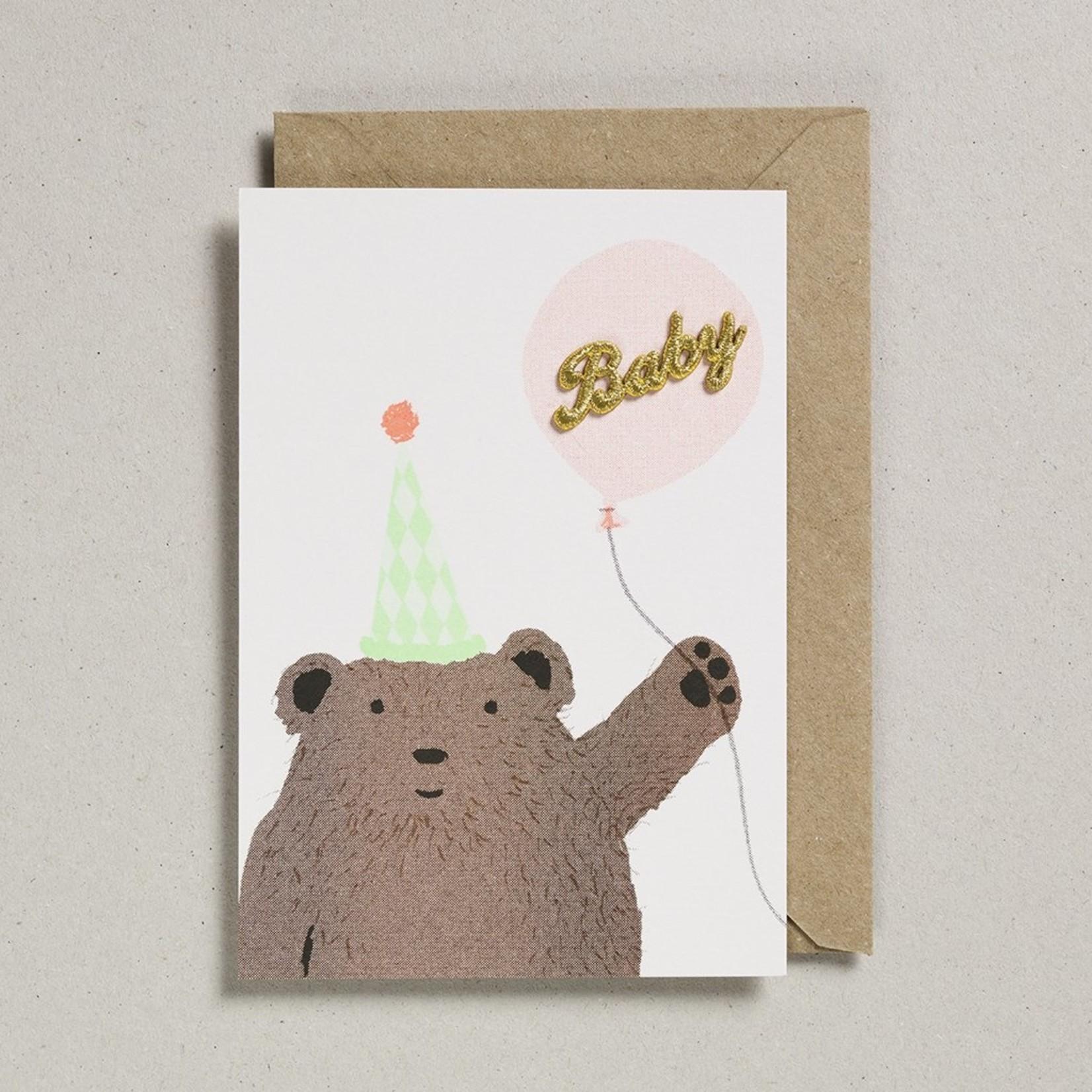 Petra Boase Petra Boase Wenskaart Bear & Balloon