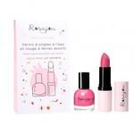 Rosajou Rosajou Nagellak en lipstick Rubis speciaal voor kinderen