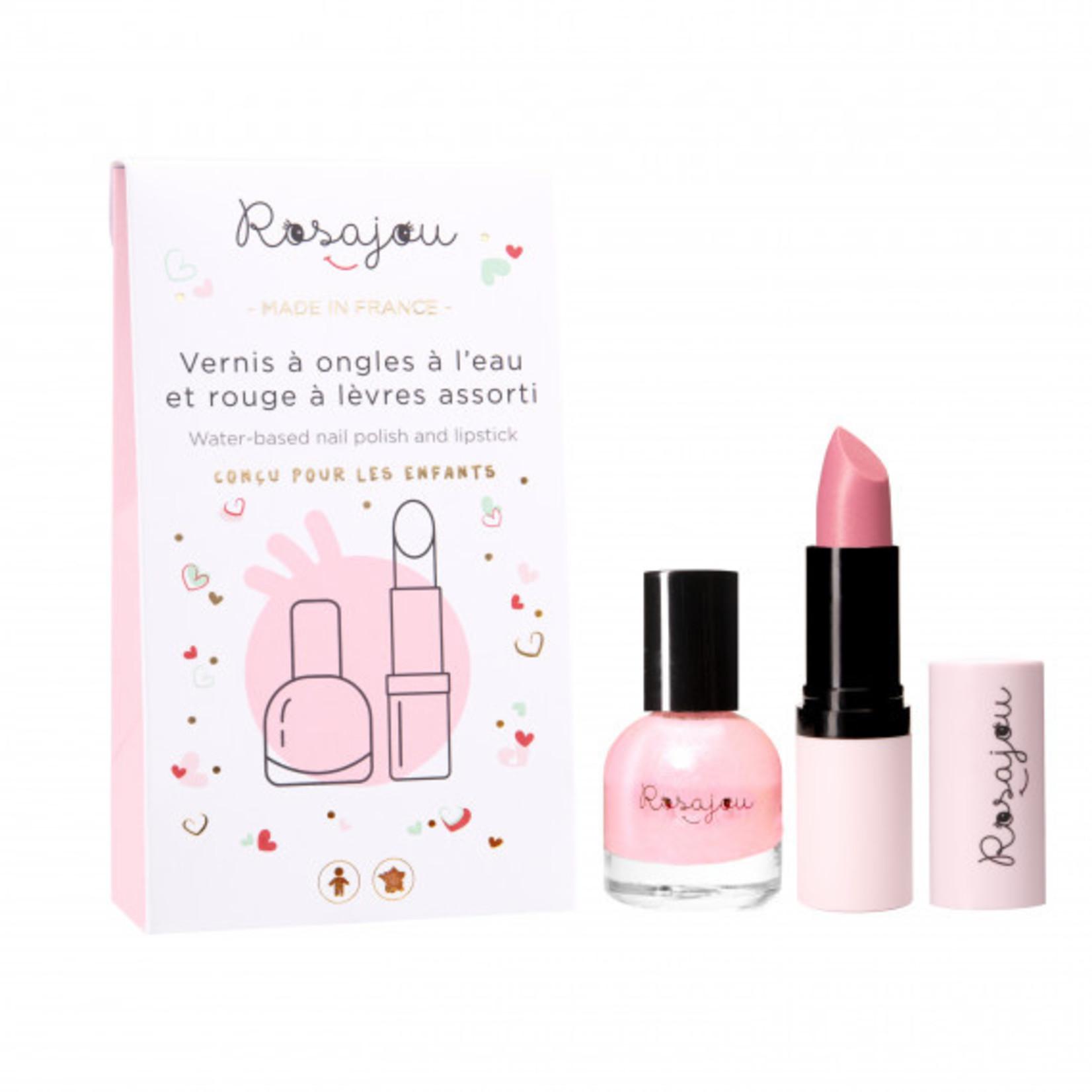 Rosajou Rosajou Nagellak en lipstick Ballerine speciaal voor kinderen