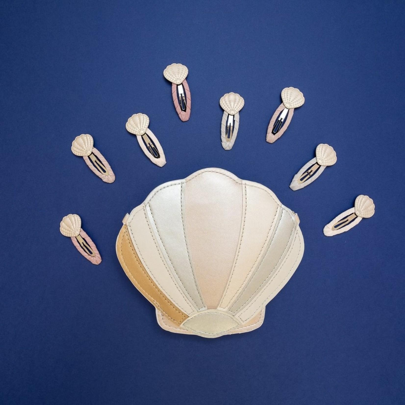 Mimi & Lula Mimi & Lula Set van 4 speldjes Shimmer Shells