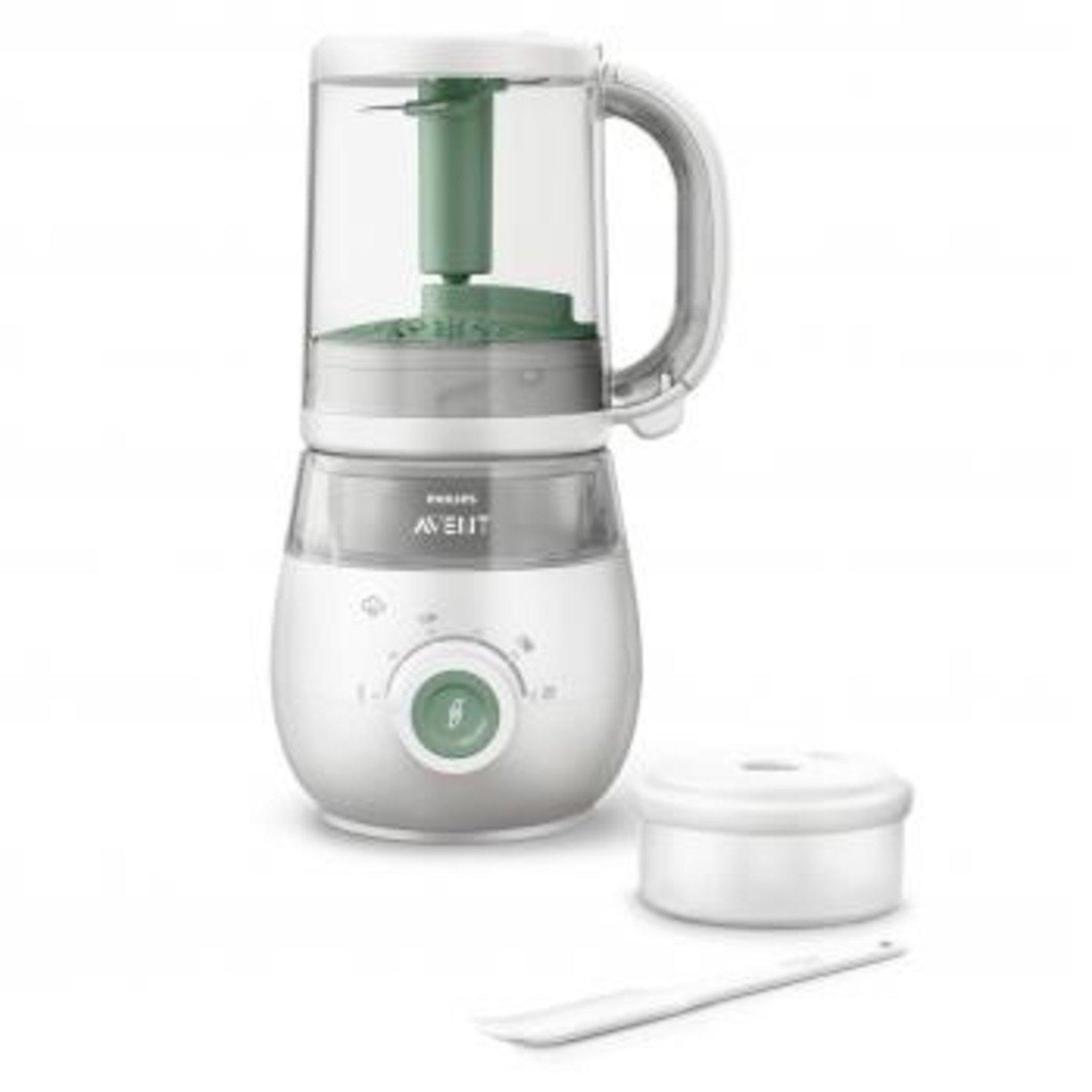 Avent Avent Steamer/blender 4-in-1 groen