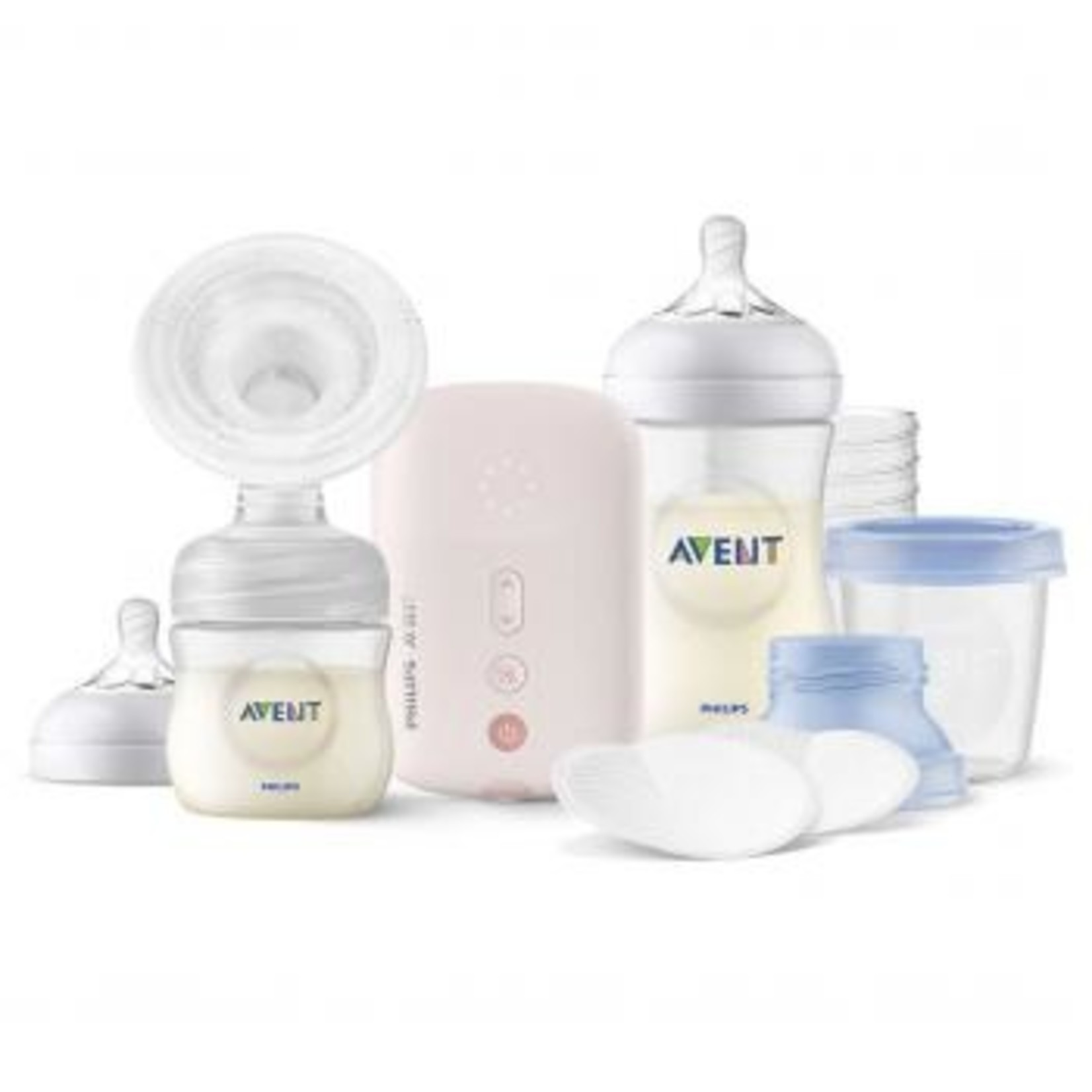 Avent Avent Giftpack Elektrische enkelzijdige borstkolf