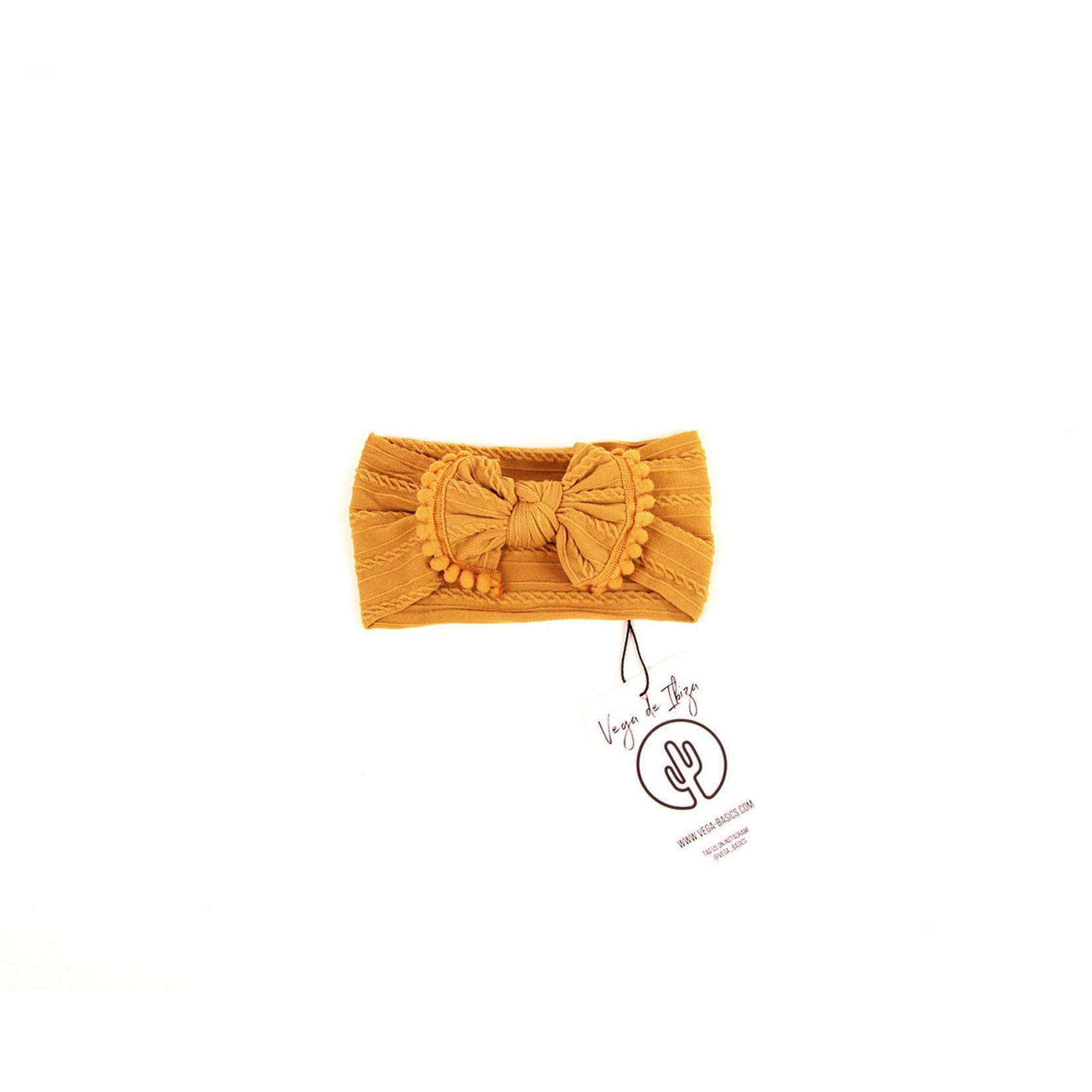 Vega Basics Vega Basics Haarband Mariposa Saffron