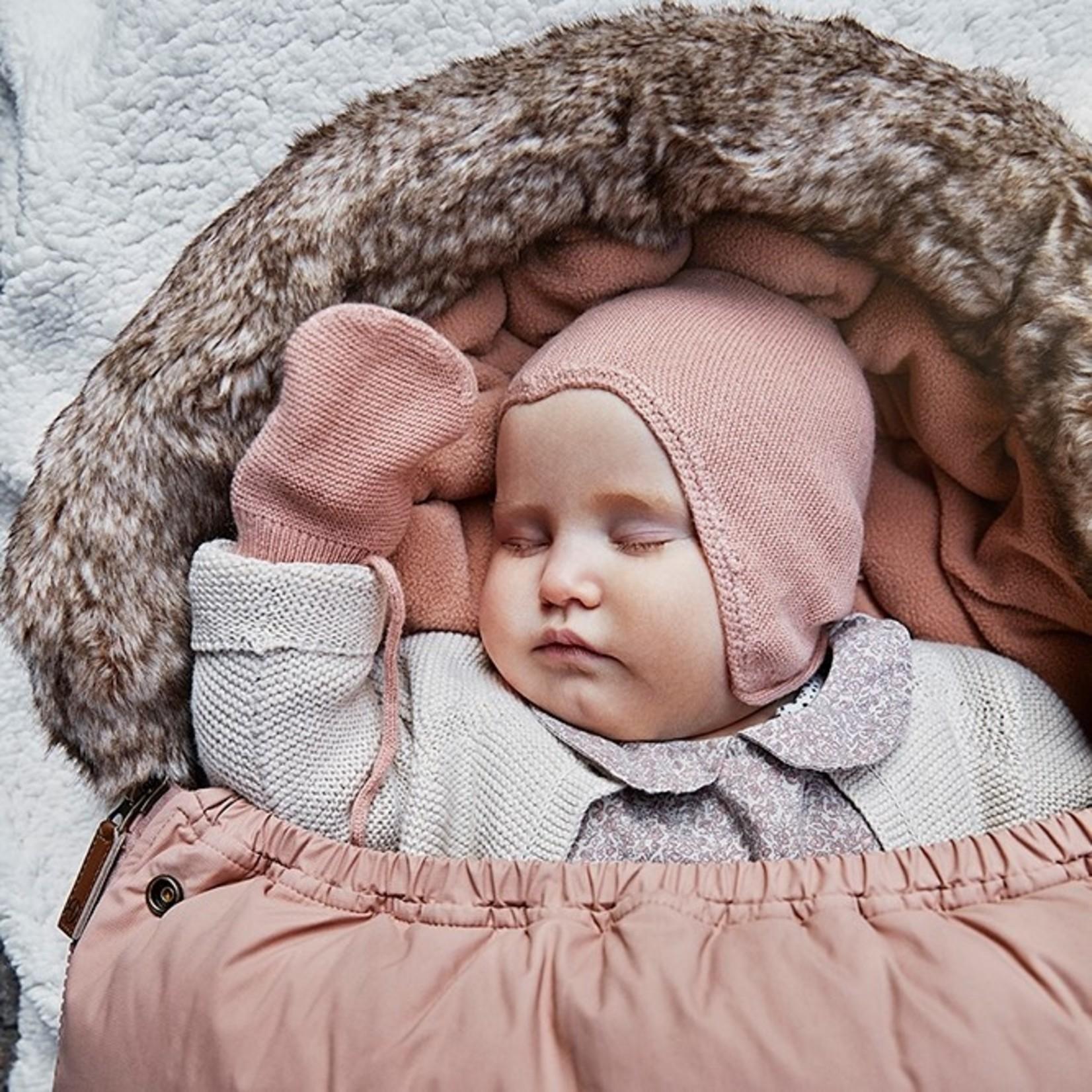 Elodie Details Elodie Details Babymuts Vintage Faded Rose 0-3M