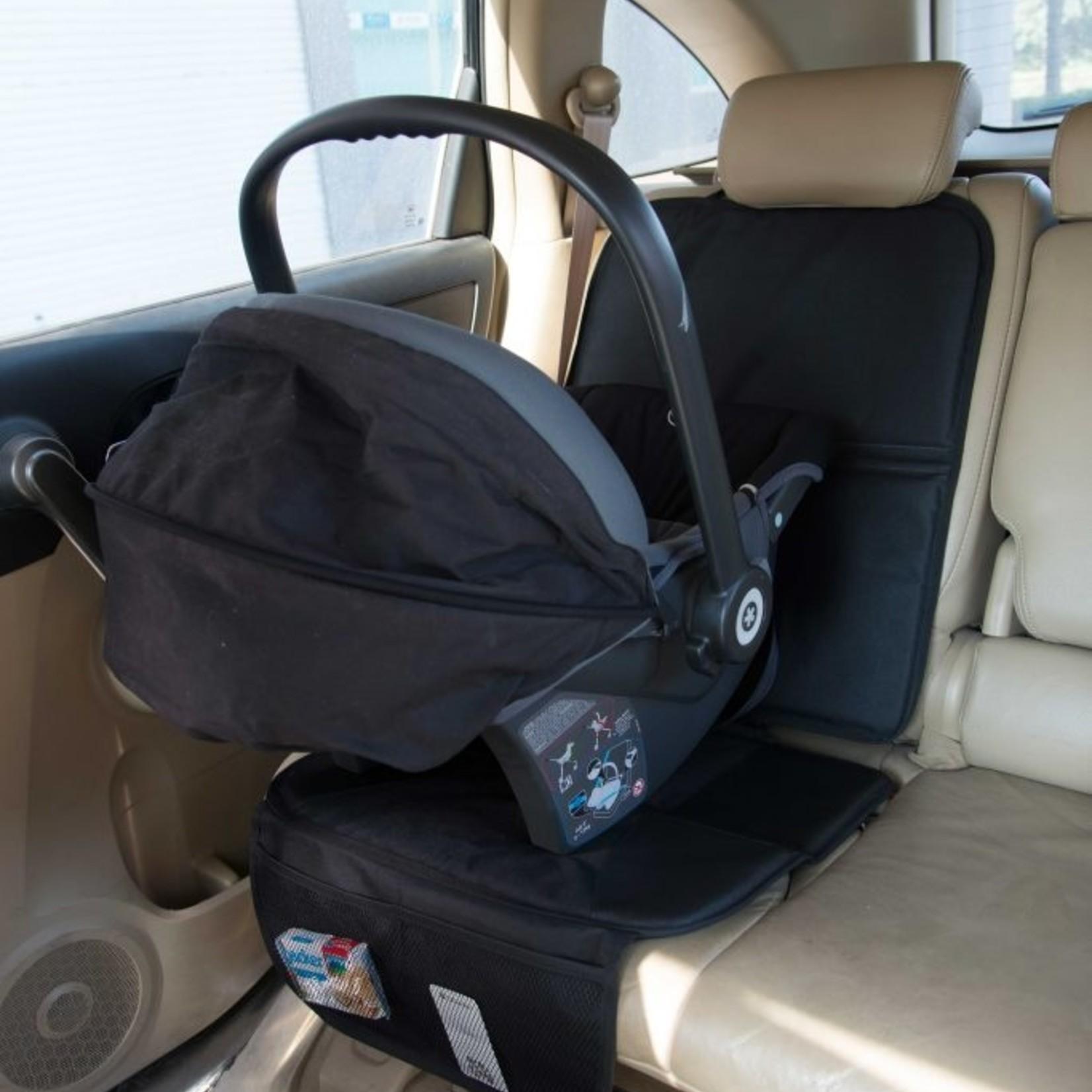 Babydan Babydan Autostoelbeschermer Zwart