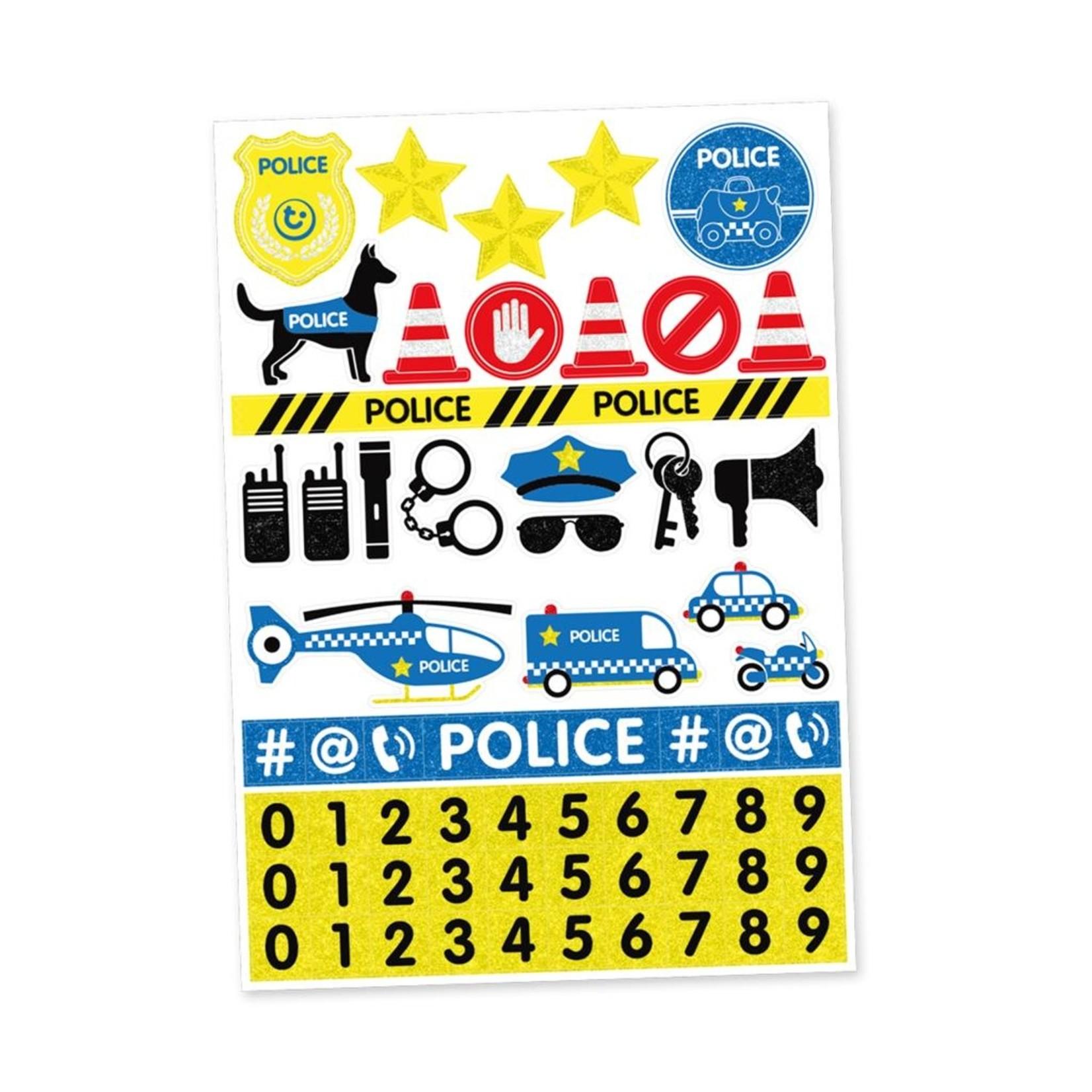 Trunki Trunki Valiesje Ride-on Politiewagen Percy
