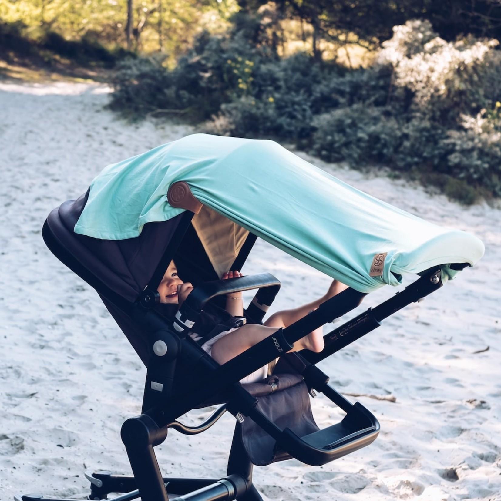 Cloby Cloby Multifunctionele UV zonnedoek/deken UPF50+ Sandy beach