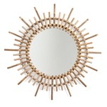 Childhome Childhome Rattan spiegel Fondi 60cm
