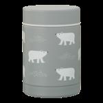 Fresk Fresk Thermos Foodjar Polar bear