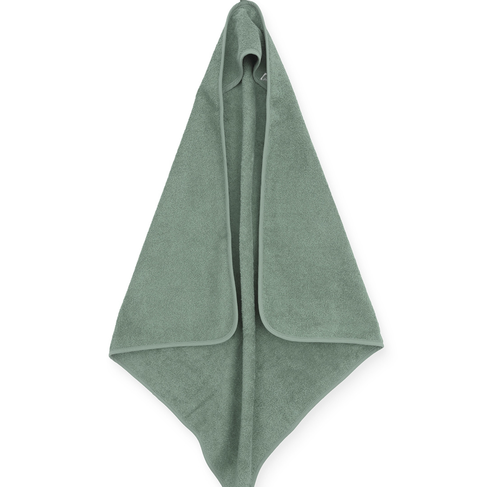 Jollein Jollein Badcape Badstof 75x75cm Ash green