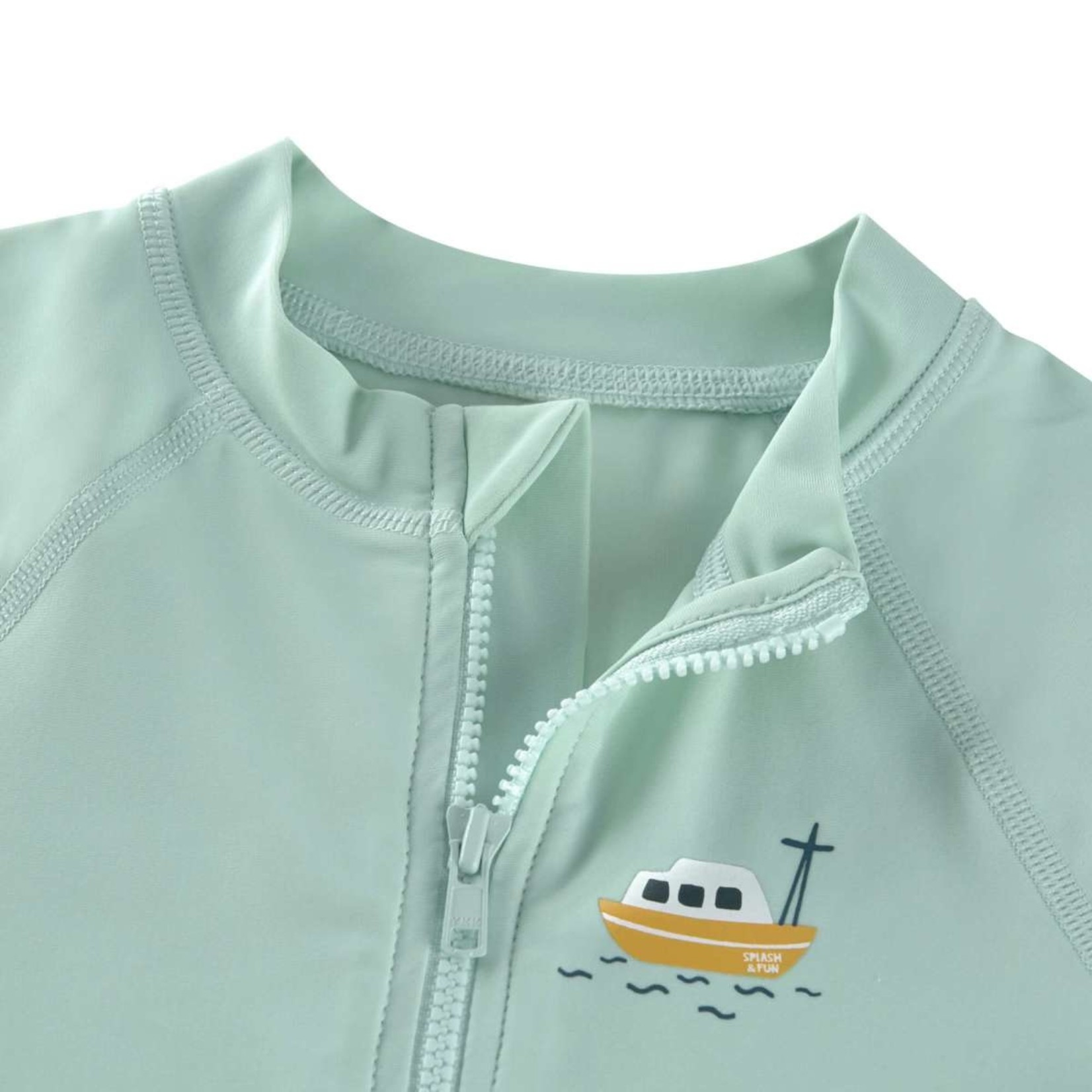 Lässig Lässig Sunsuit Short sleeve Boat Mint