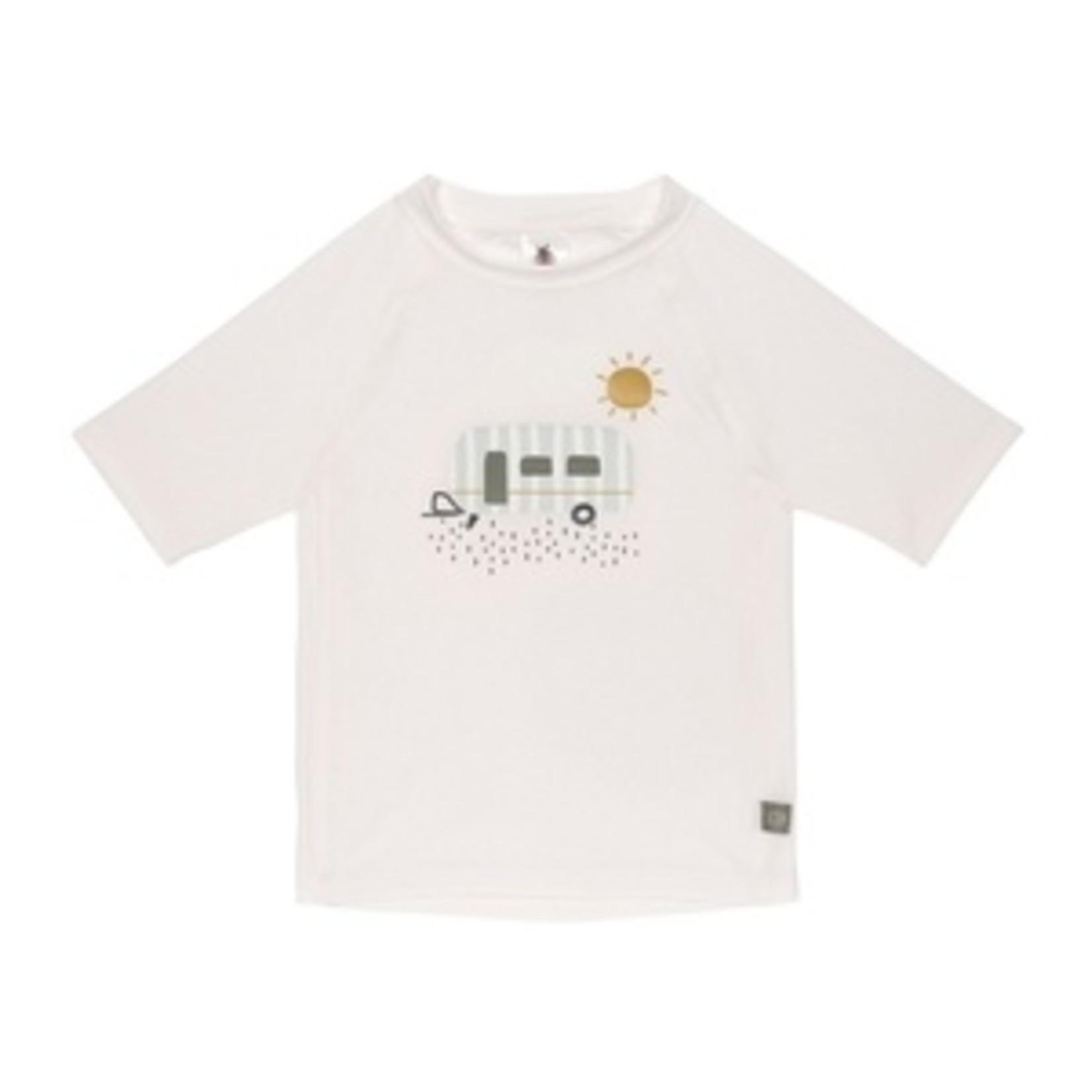 Lässig Lässig Zwem T-shirt Caravan White