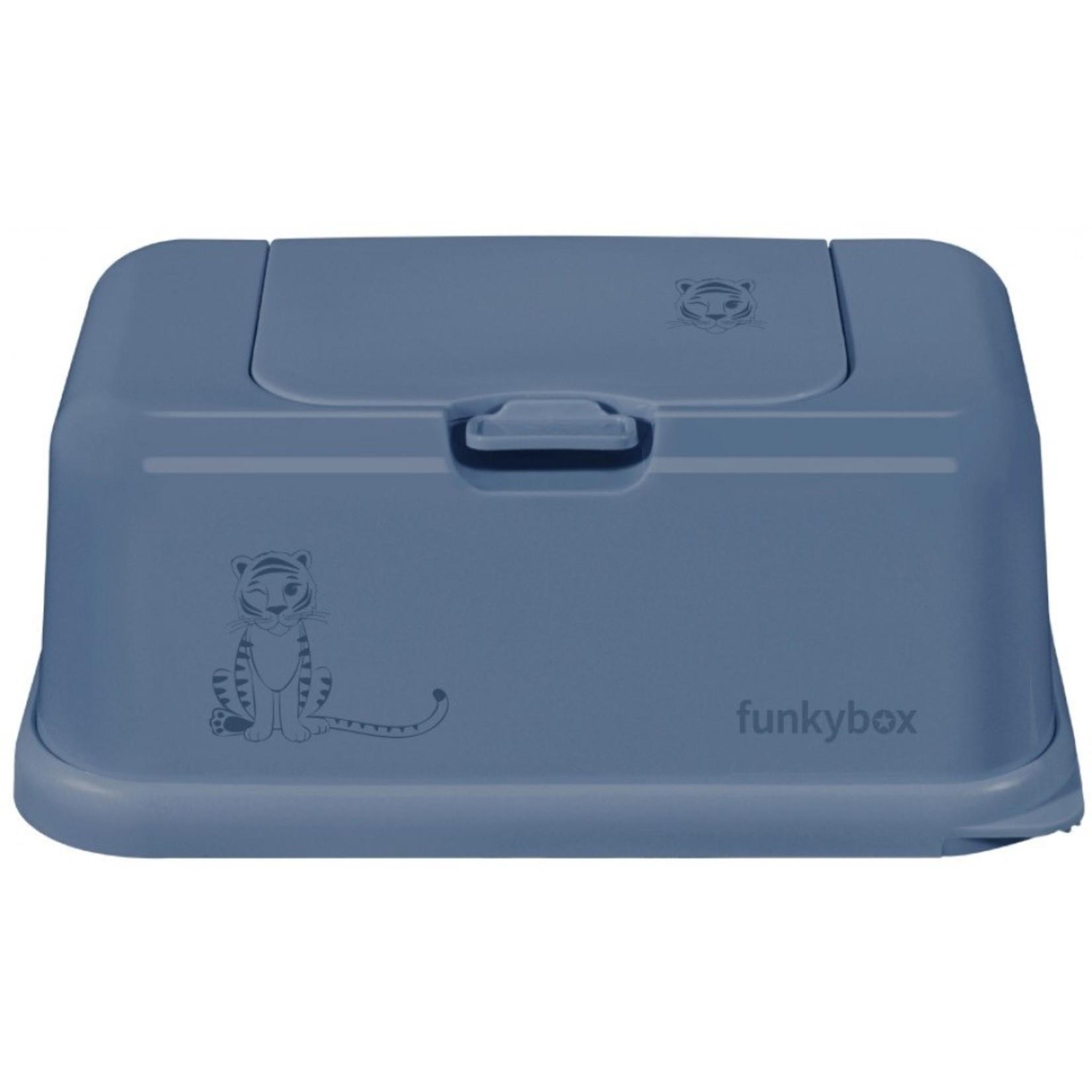 Funkybox Funkybox Jeans blue Tiger