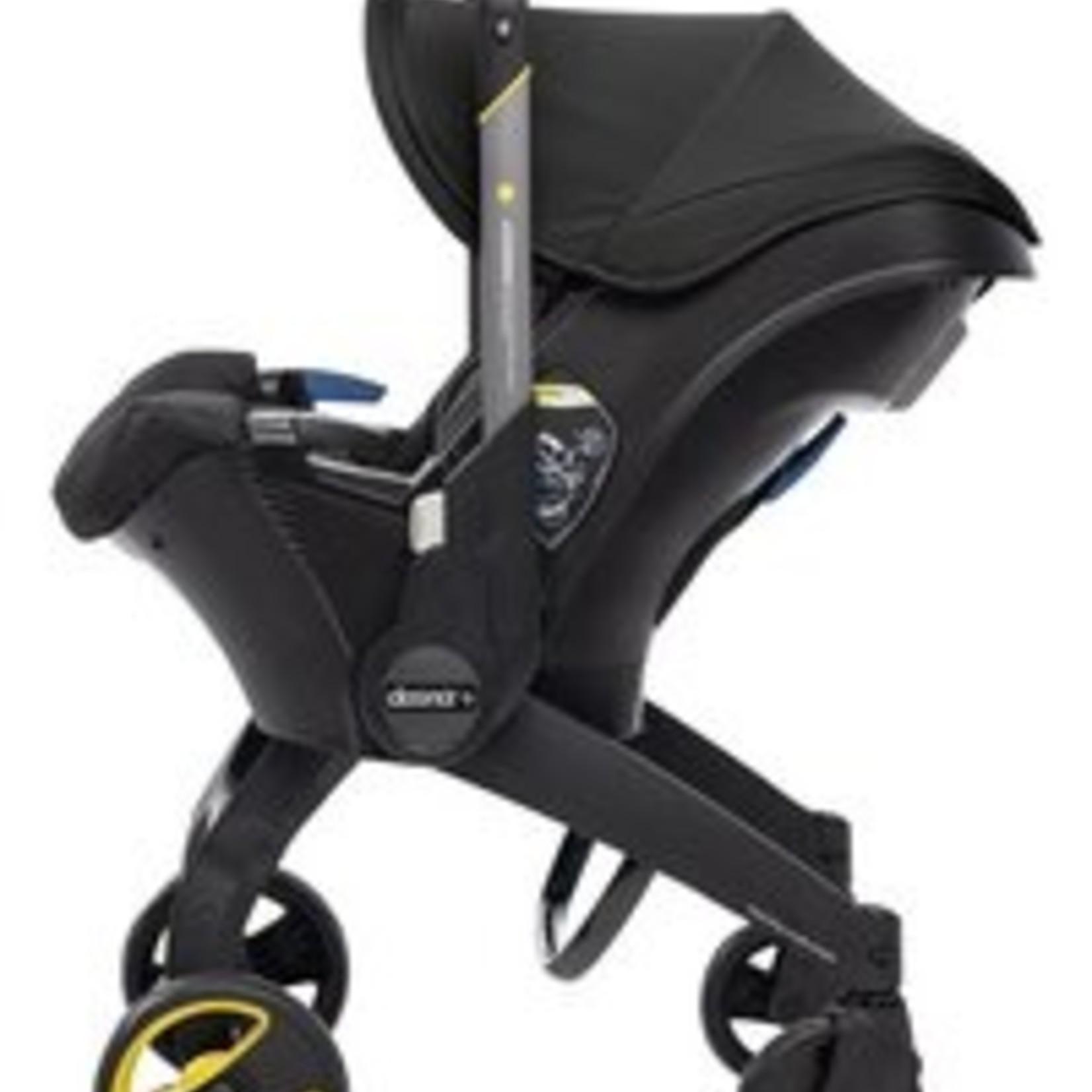 Doona Doona Omvormbare autostoel Groep 0 Nitro Black