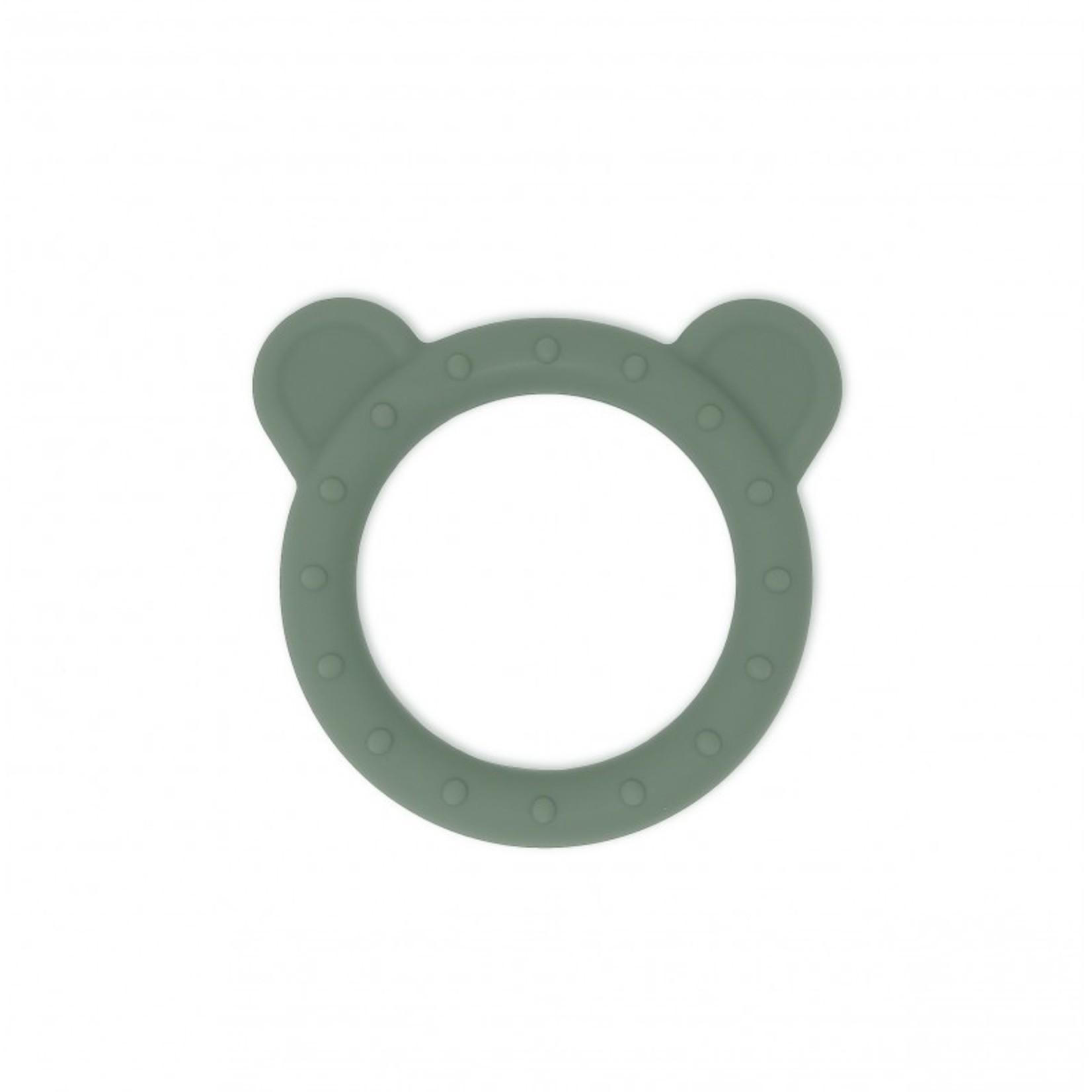 Mushie Mushie Bijtring Bear Dried Thyme