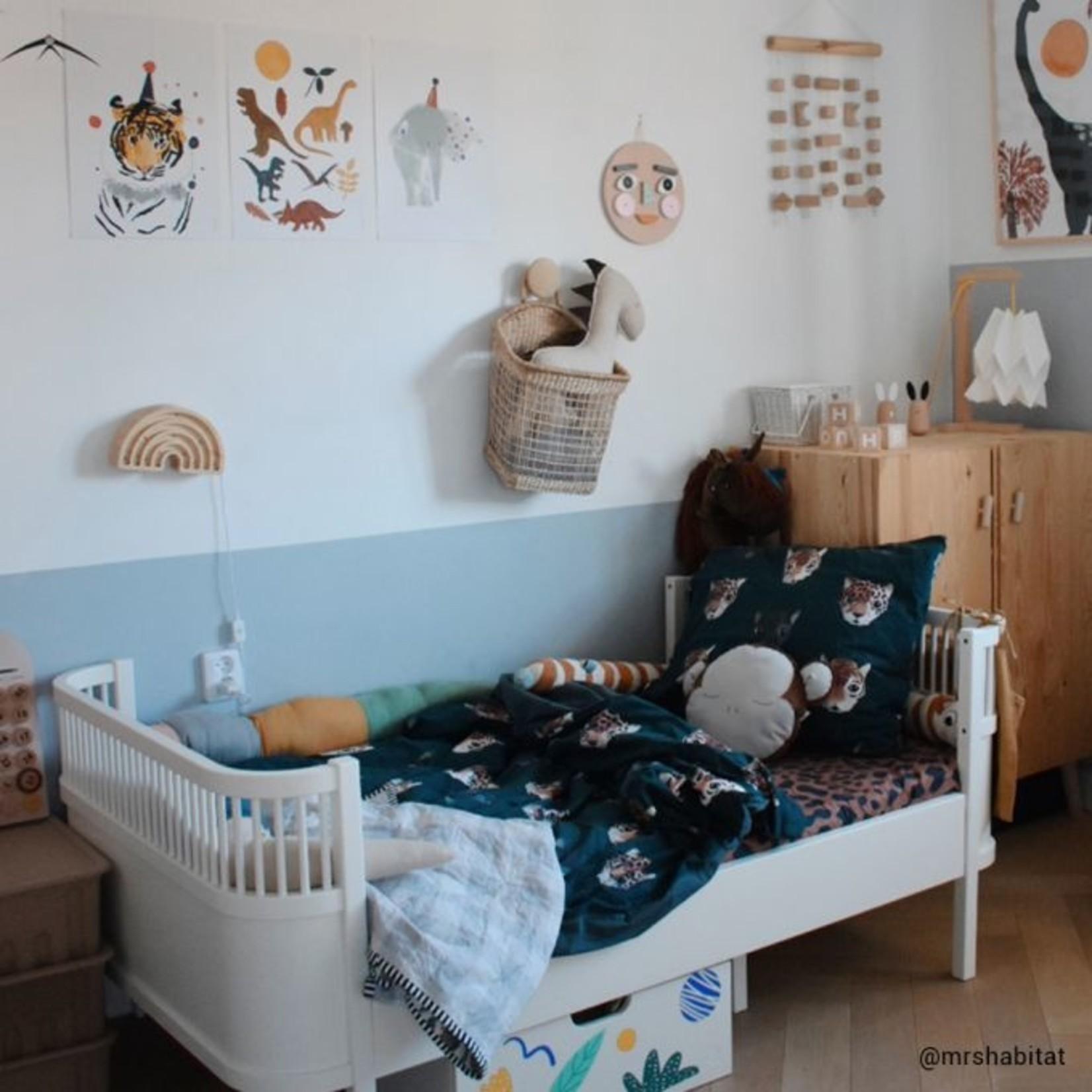 Studio Ditte Studio Ditte 1-Persoons Dekbedovertrek Panthera