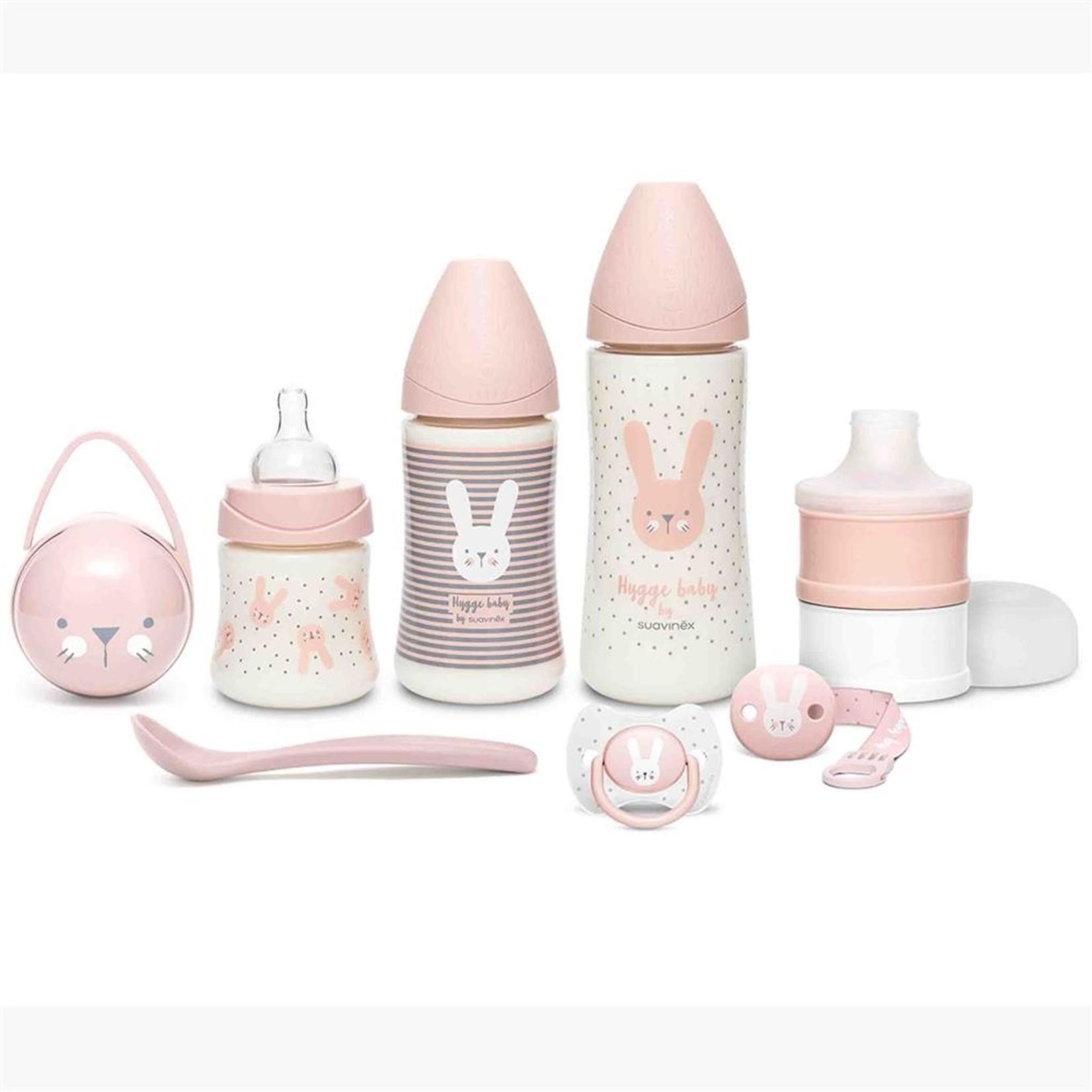 Suavinex Suavinex Geschenkset 'Welcome baby' Pink