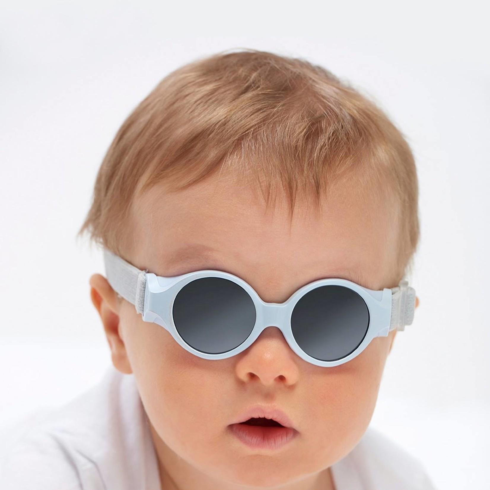 Beaba Beaba Zonnebril 0-9 maand Parelblauw