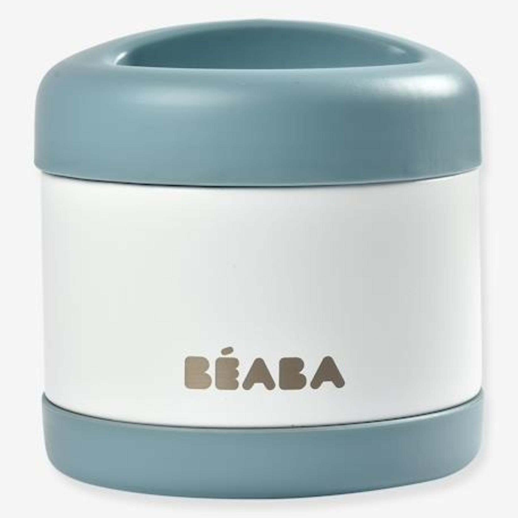 Beaba Beaba Foodjar 500ml Baltic blue/ White