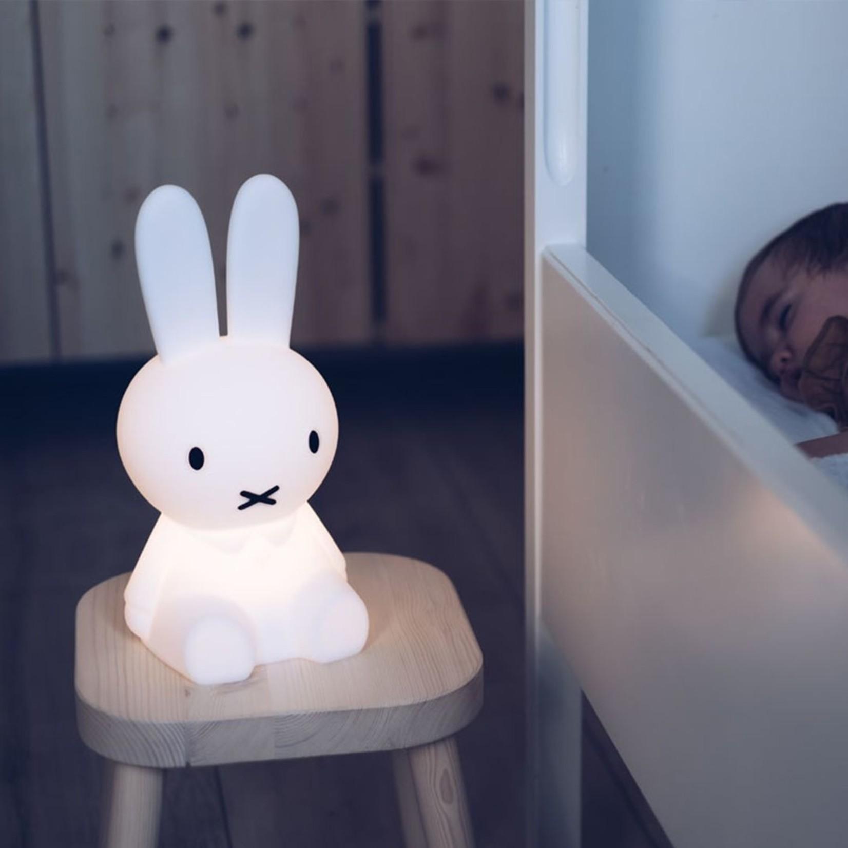 Mr. Maria Mr. Maria Mijn eerste Nijntje nachtlamp - Dimbaar met LED verlichting