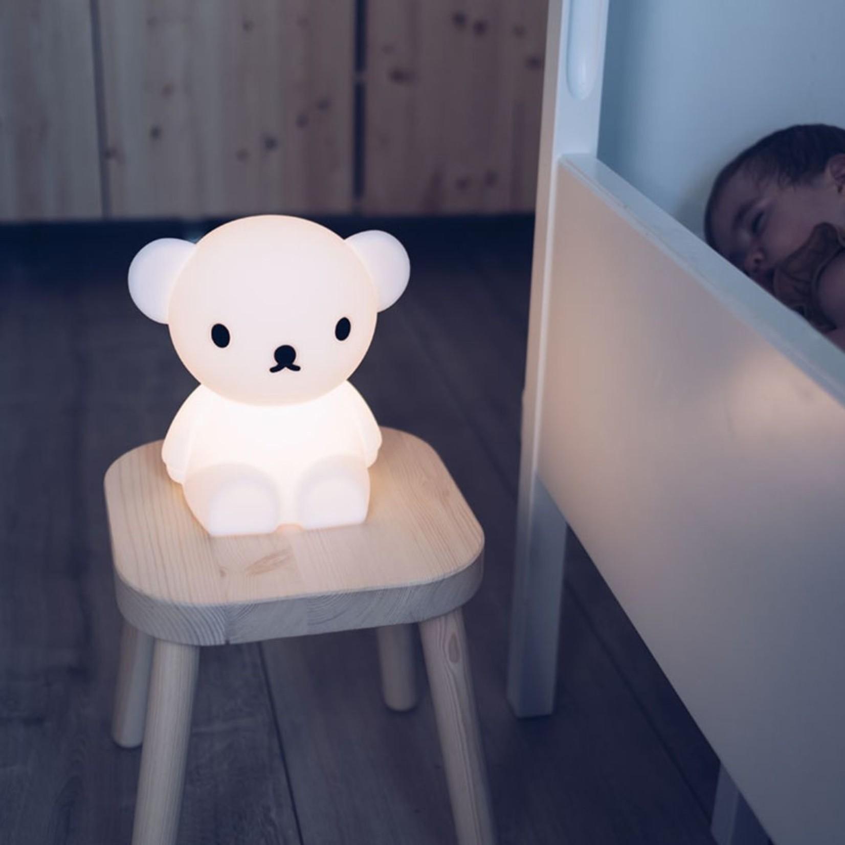 Mr. Maria Mr. Maria Boris Mijn eerste nachlampje - Dimbaar met LED verlichting