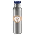 Blafre Blafre Stainless Steel Bottle 750ml Navy