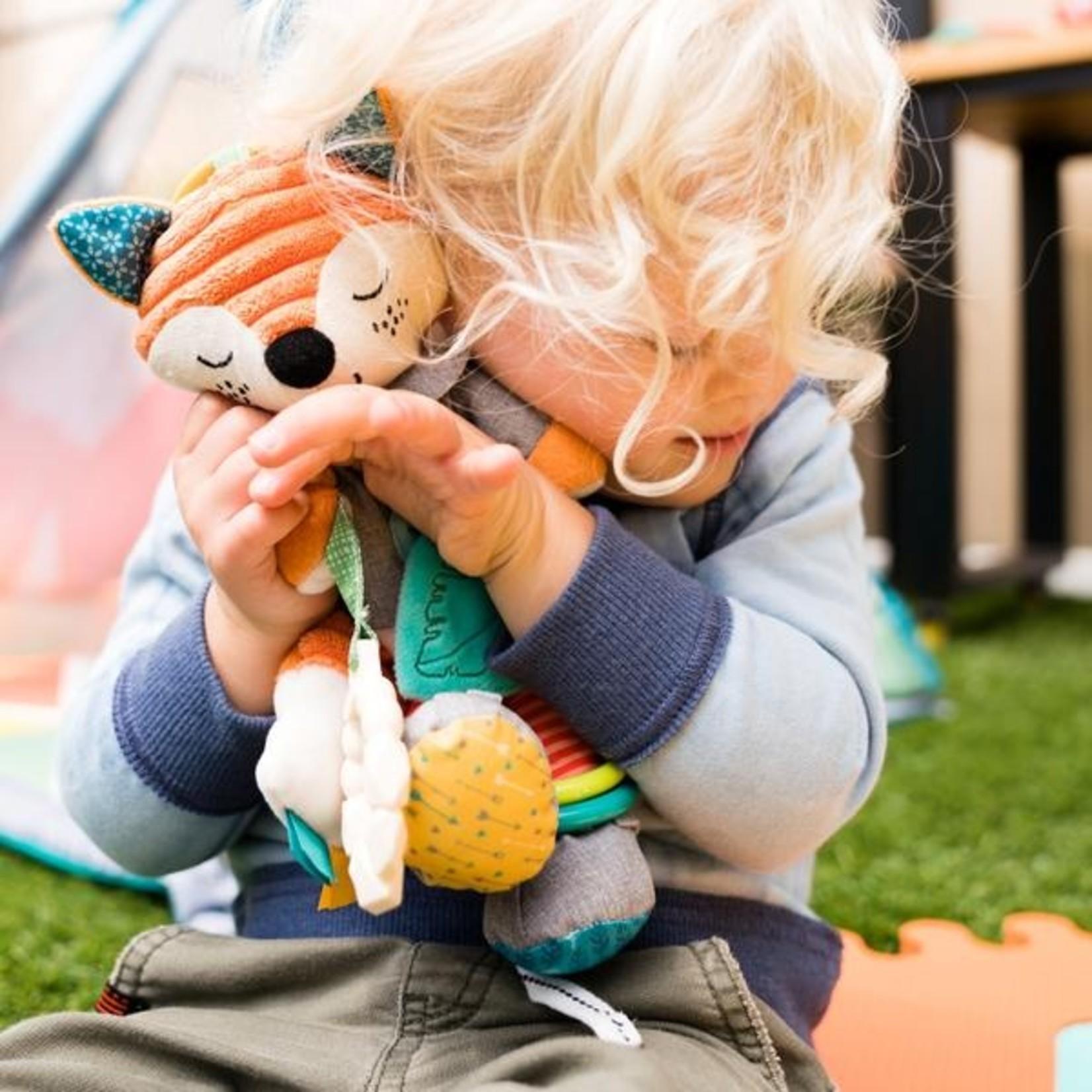 Infantino Infantino Hangspeeltje Go Gaga Playtime Fox