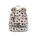 Childhome Childhome My First Bag Canvas Leopard