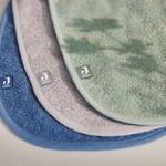 Jollein Jollein Set van 3 badstof slabbers Ash green/Storm grey/Jeans blue