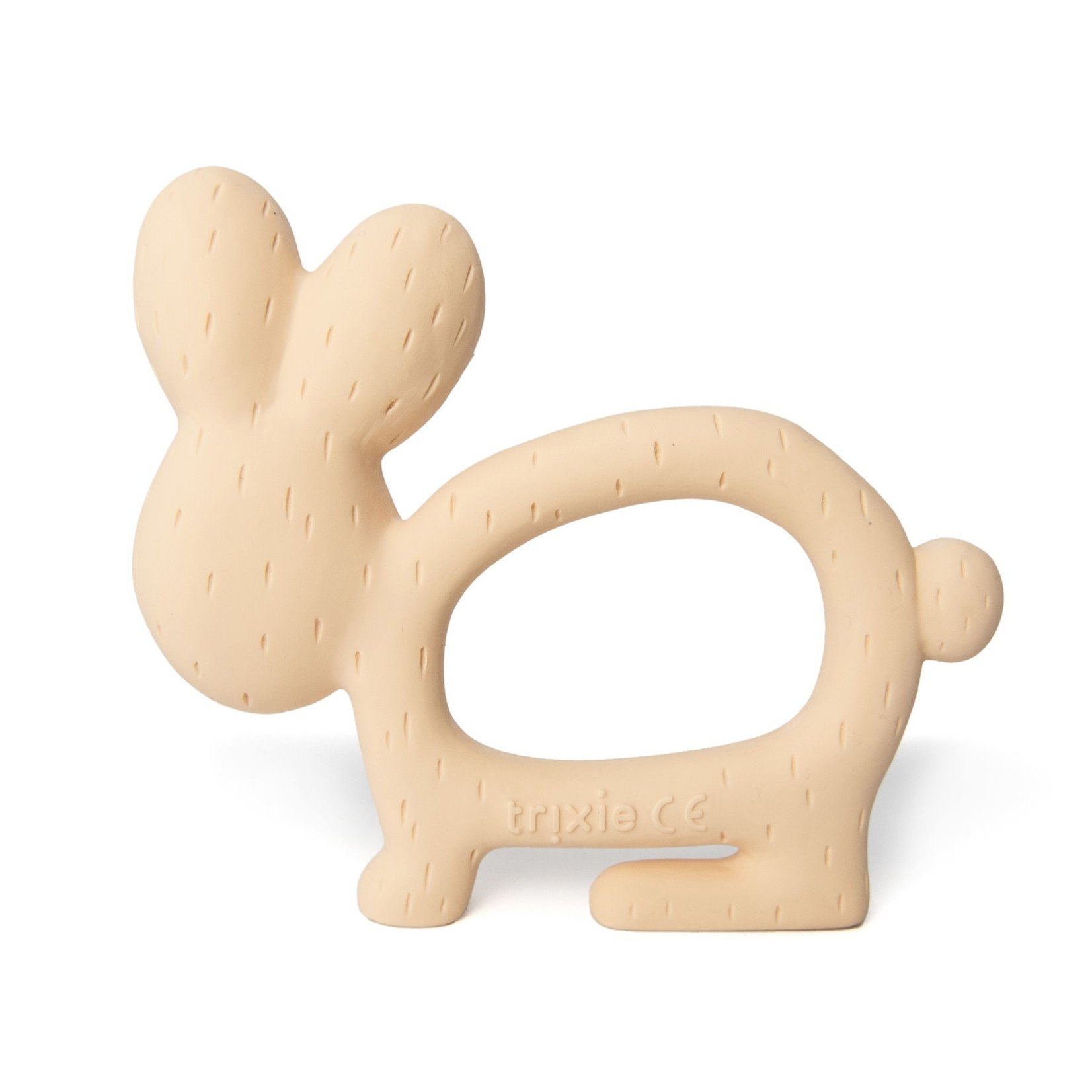 Trixie Trixie Natuurlijk rubber Grijpspeeltje Mrs. Rabbit