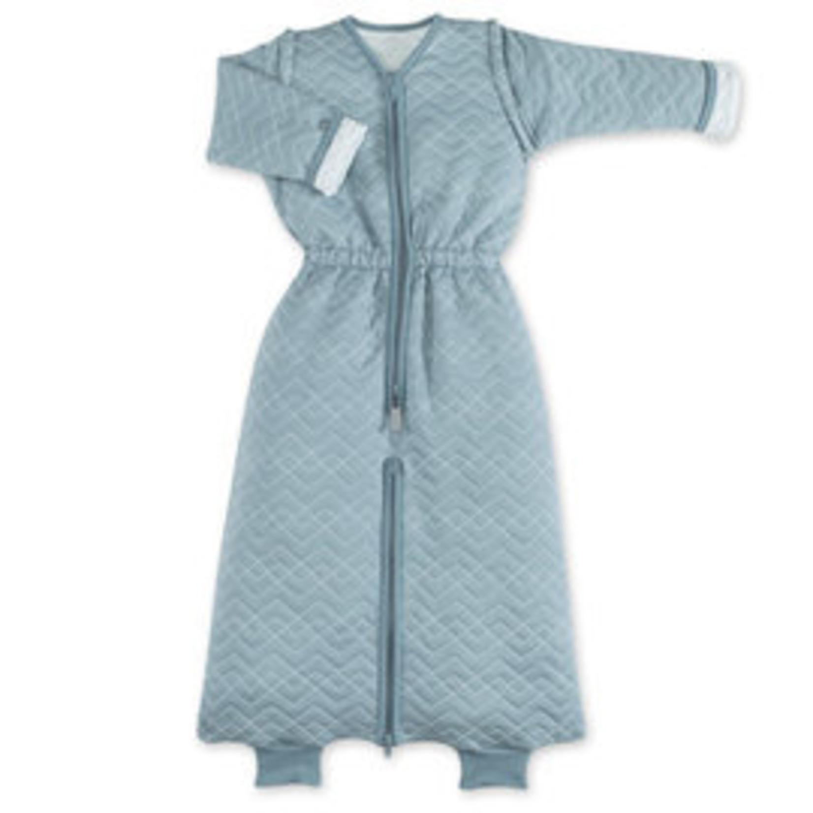 Bemini Bemini Slaapzak Magic bag Mineraal blauw 18-36 maand Pady Jersey TOG 1.5. 193OSAKA65OU