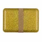 A Lovely Little Company A Lovely Little Company Lunchbox Glitter Goud