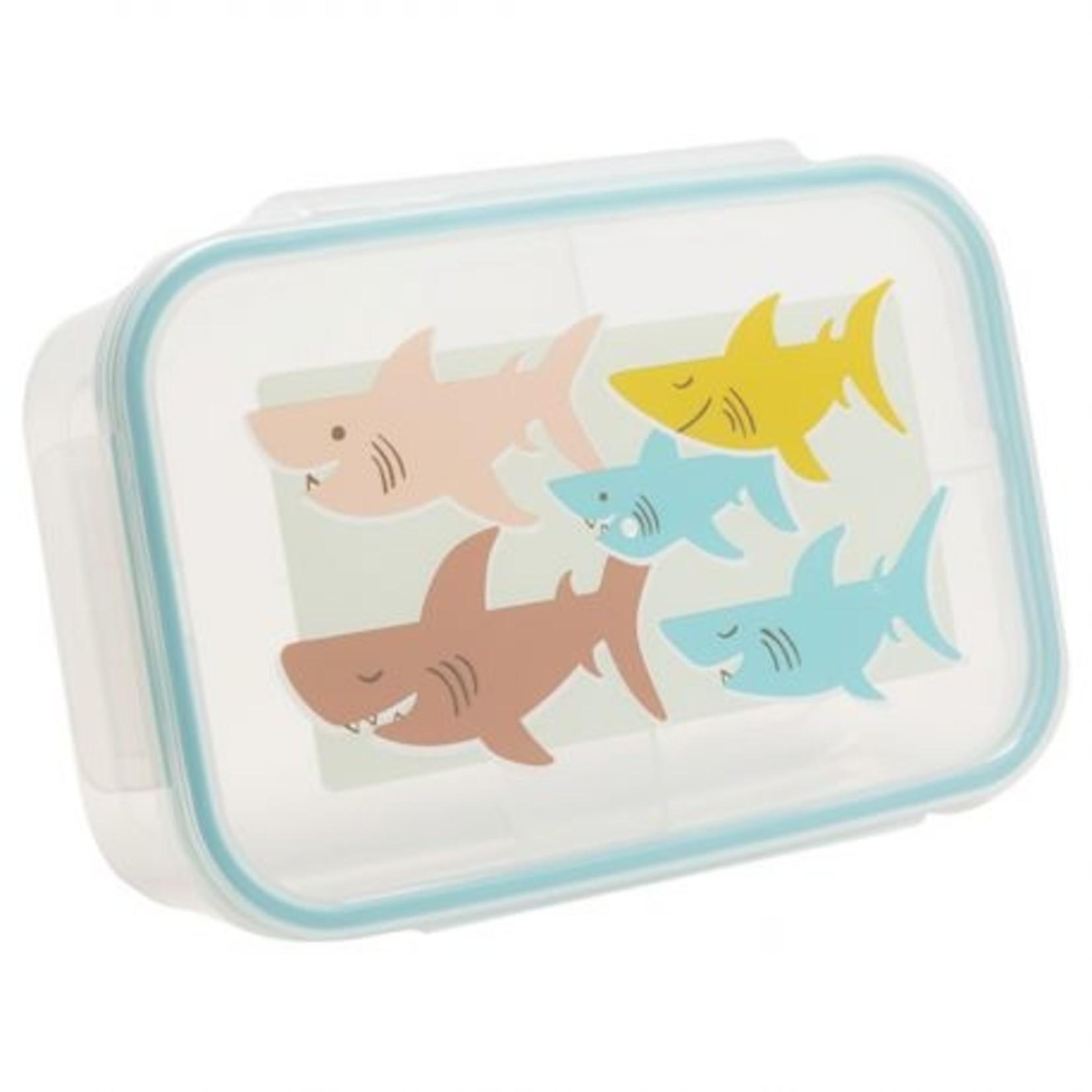 Sugarbooger Sugarbooger Good Lunch Bento Box Smiley Shark