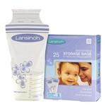 Lansinoh Lansinoh Bewaarzakjes voor moedermelk 25stuks