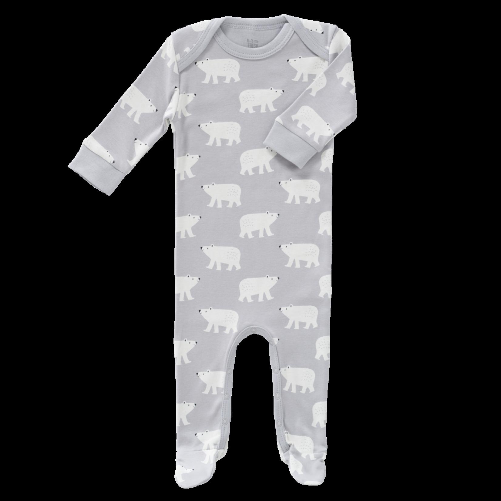 Fresk Fresk Pyjama met voet Polar bear