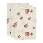 Jollein Jollein 3-Pack Washandjes Hydrofiel Peach