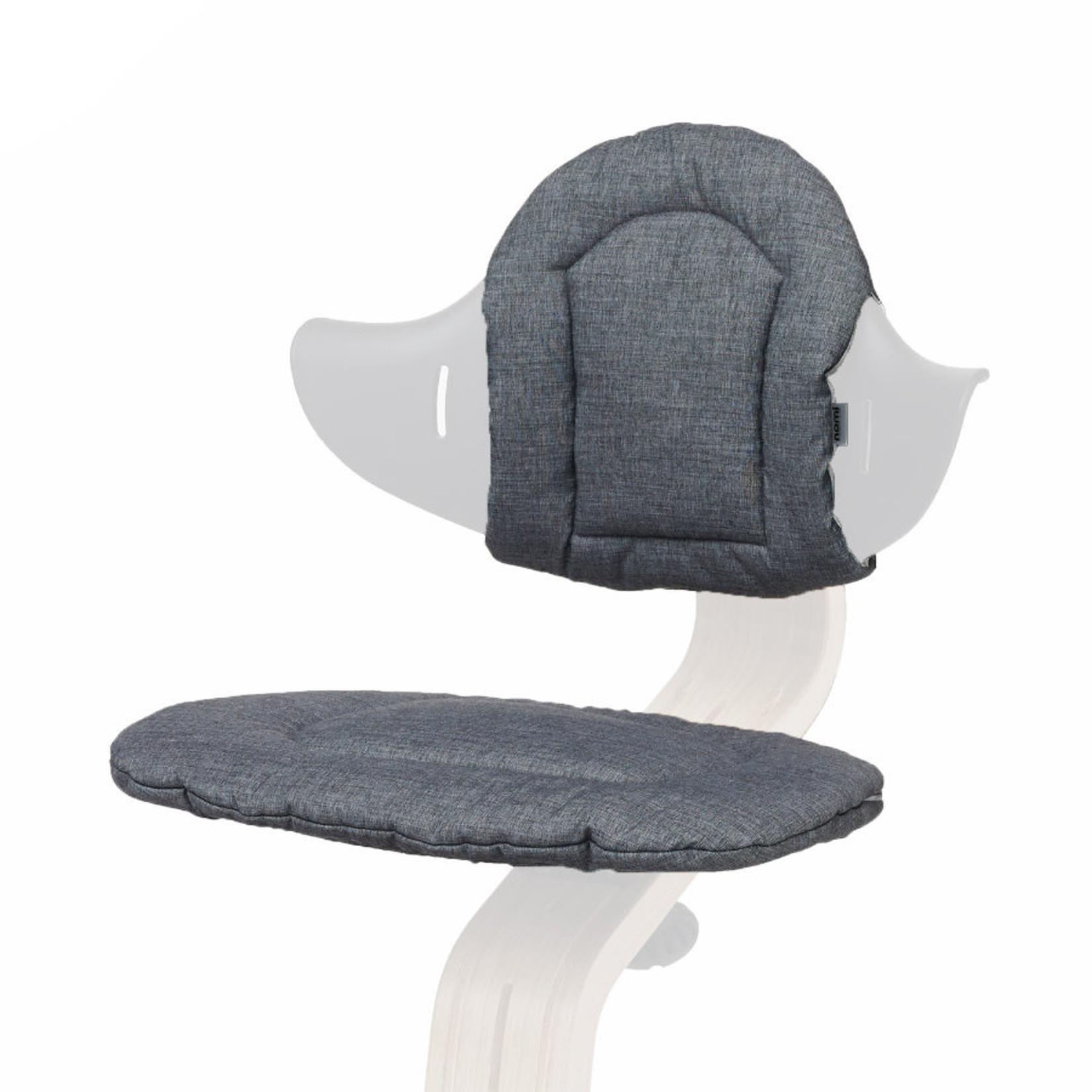 Nomi Nomi Cushion Dark grey (Zitkussentjes)