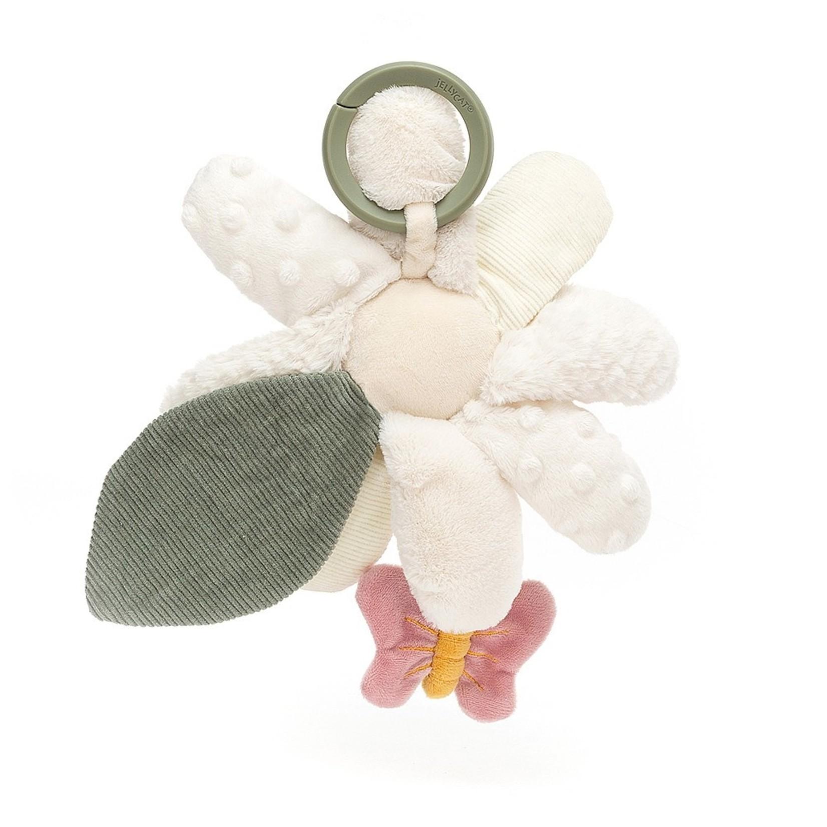 Jellycat Jellycat Fleury Daisy Activity Toy 20x20cm