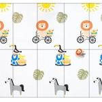 Taf Toys Taf Toys Savannah Super-Size Foam Mat
