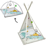 Tryco Tryco Speelmat / Tipi Camping Activity Gym - Lovely Park