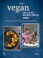 Lannoo Boek Vegan zoals je het nog nooit proefde