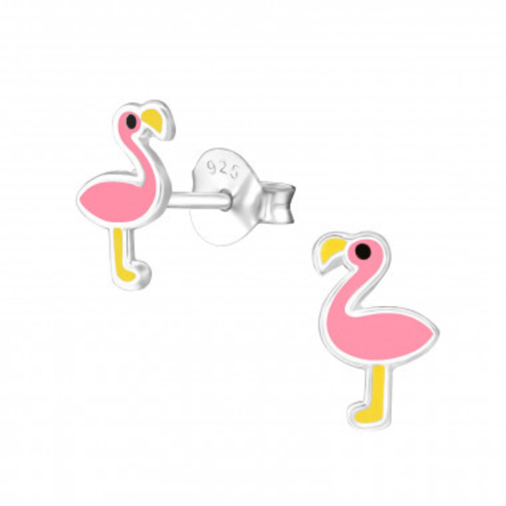 nice gifts Oorstekers  Flamingo