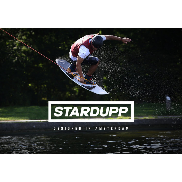 Stardupp Stardupp The Ride wakeboard 141cm