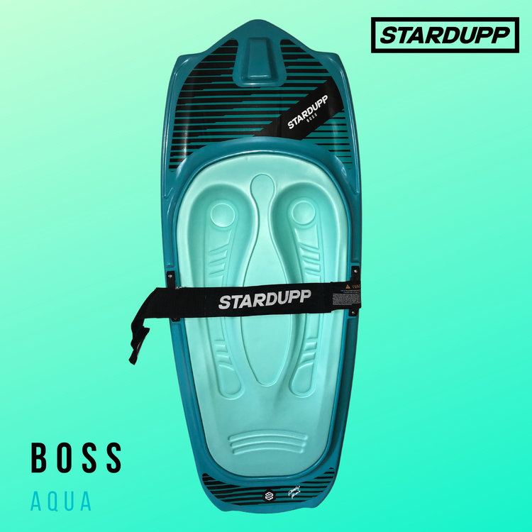 Stardupp Stardupp Boss kneeboard mint